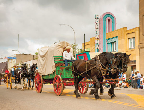 miles city ranch rodeo and bronc sale parade montana true west magazine