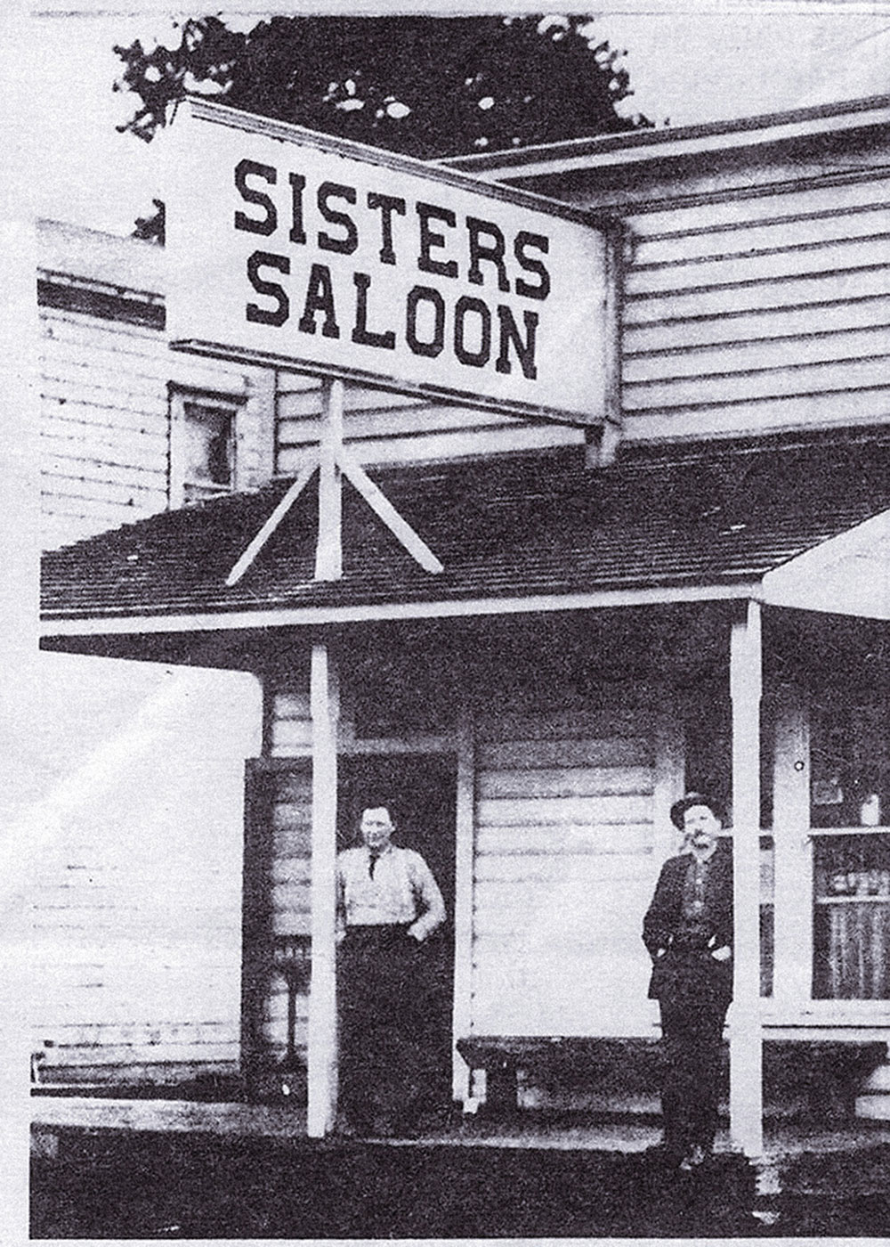 sisters saloon sisters oregon true west magazine