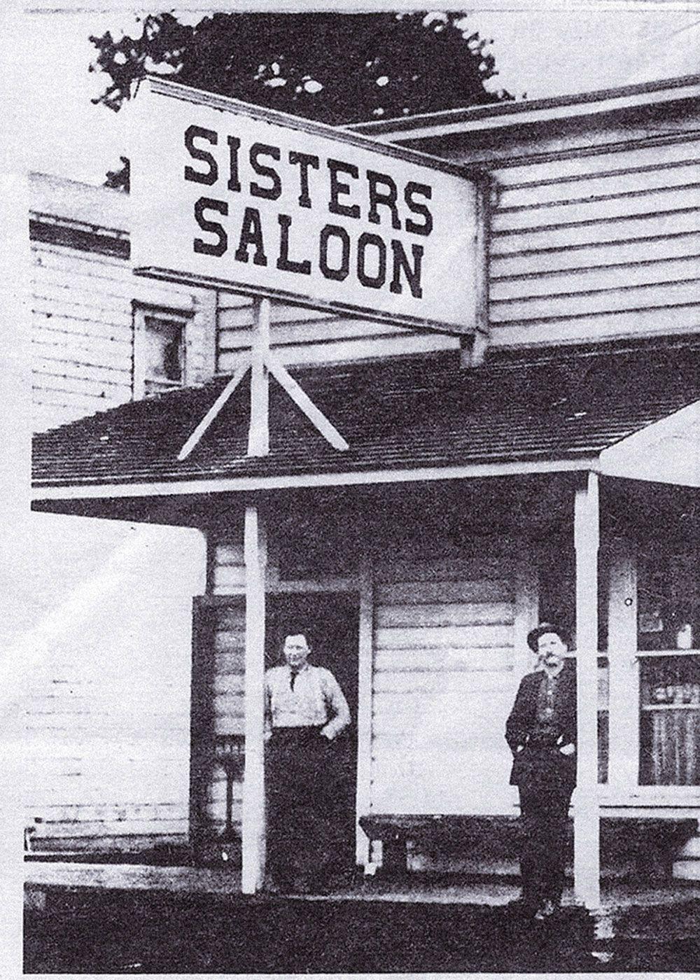 sisters saloon sisters oregon true west magazine