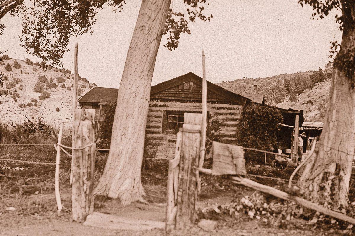 bassett ranch browns park colorado ann bassett true west magazine