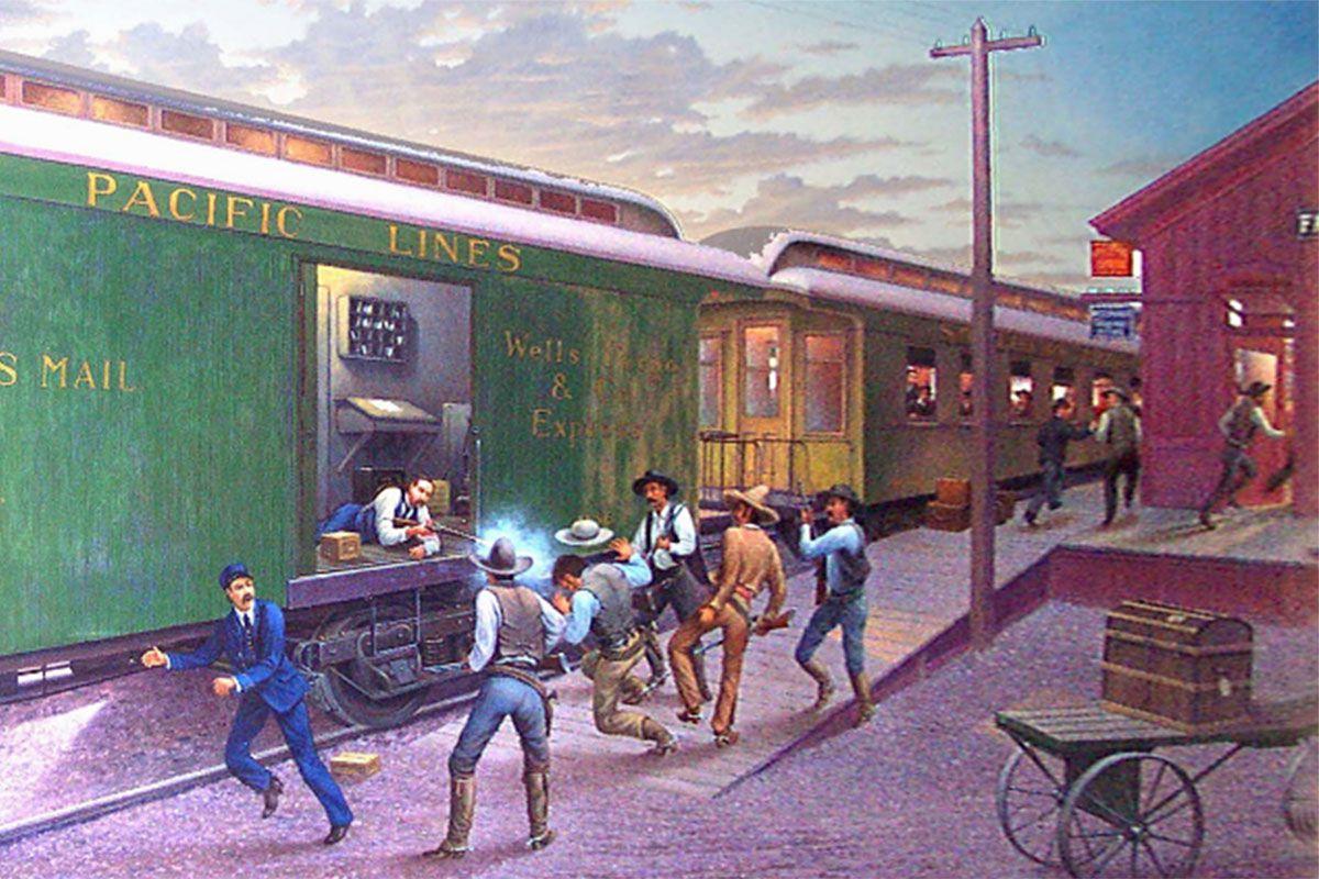 cal peters fairbank train robbery true west magazine