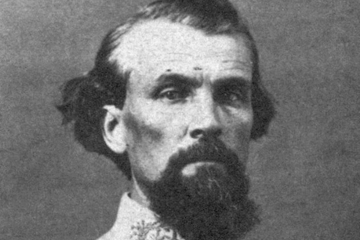 general nathan bedford forrest true west magazine