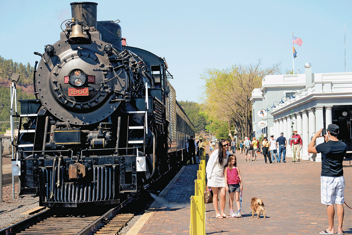 grand canyon national park south rim grand canyon railway true west magazine