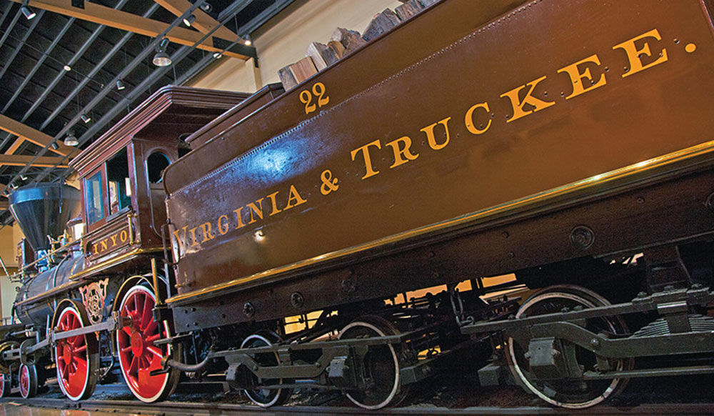 nevada state railroad museum true west magazine