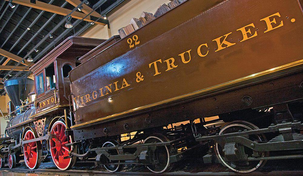 nevada state railroad museum true west magazine