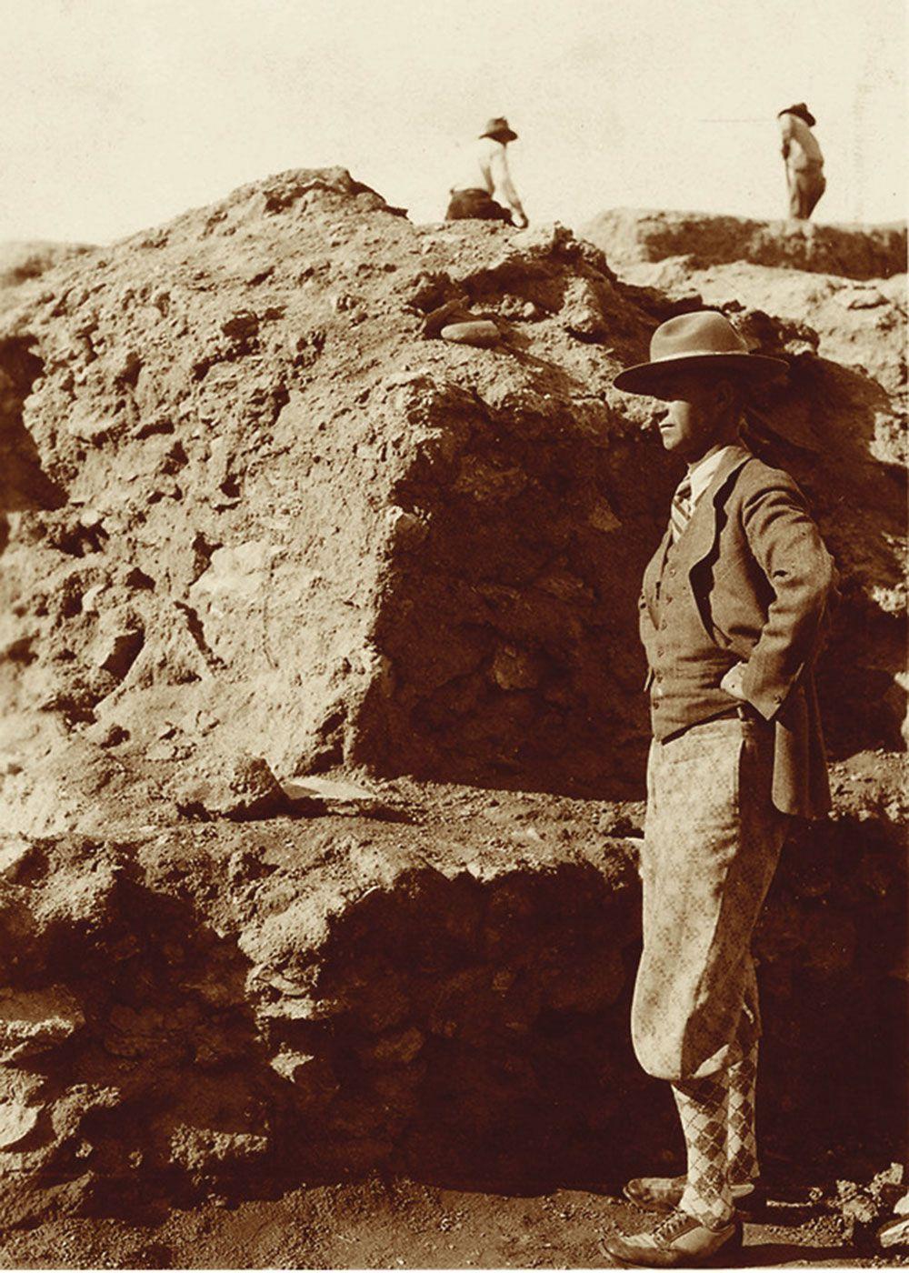 archaeologist pueblo grande museum odd halseth true west magazine