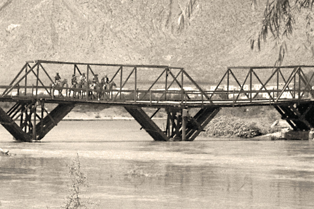 bridge set the wild bunch true west magazine