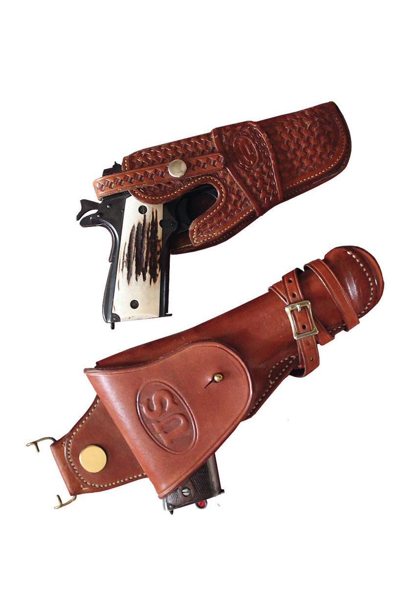 el paso saddlery wild west holsters 1911 true west magazine