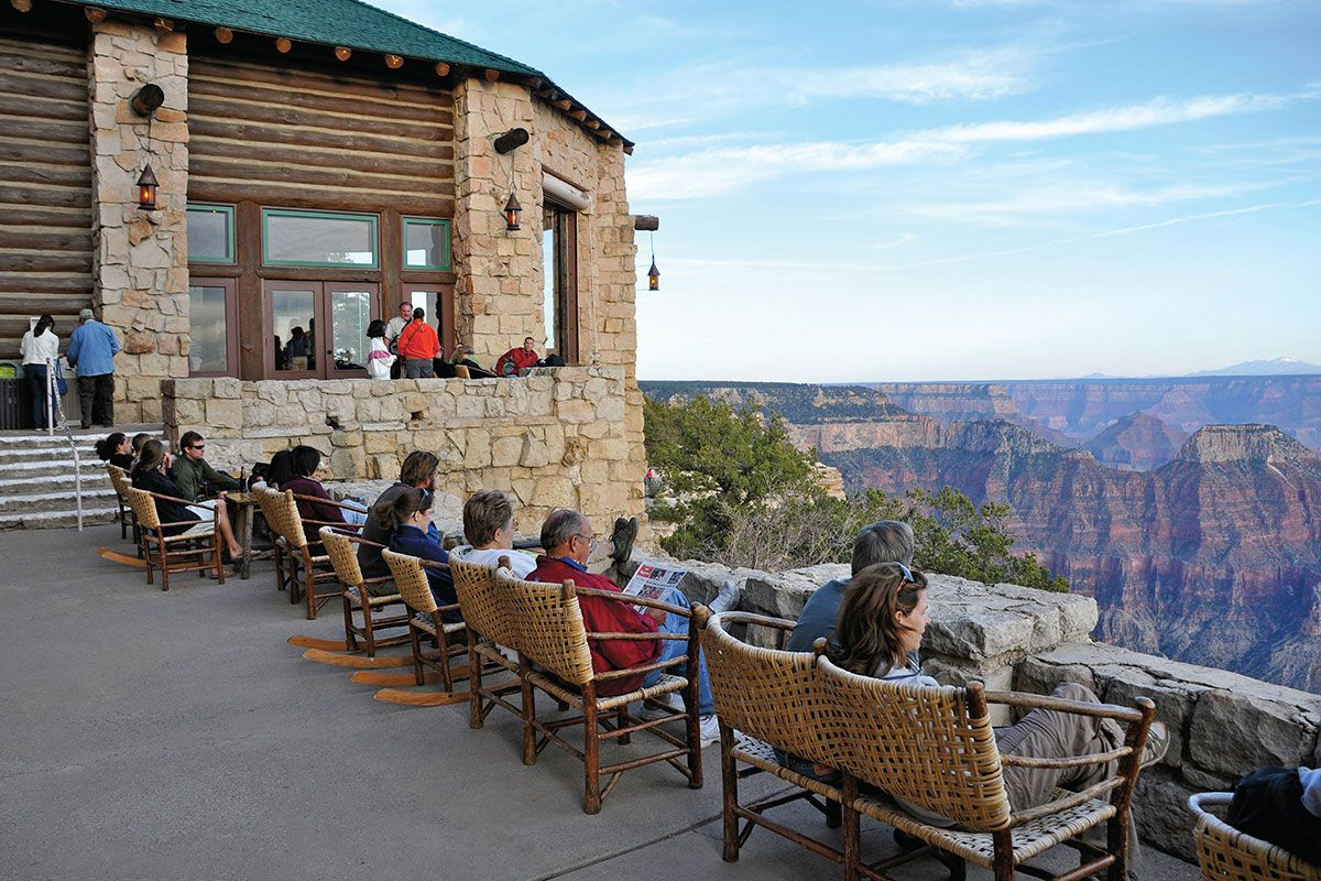 grand canyon lodge north rim true west magazine