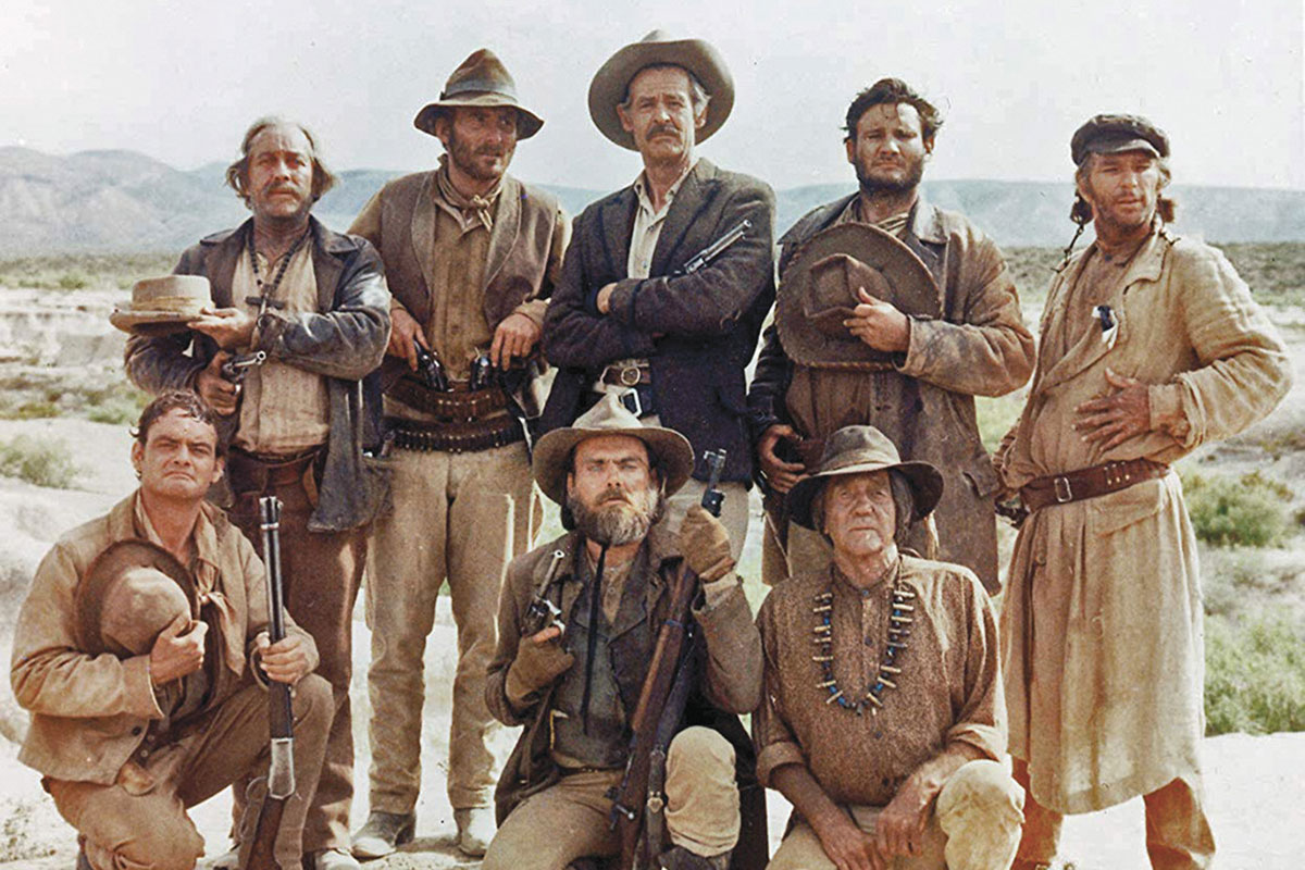 the wild bunch sam peckinpah true west magazine