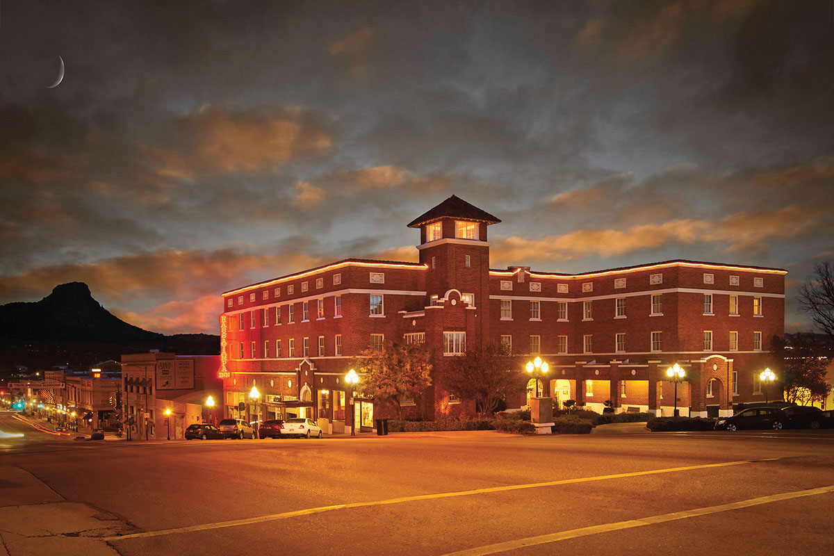 hassayampa inn prescott arizona true west magazine