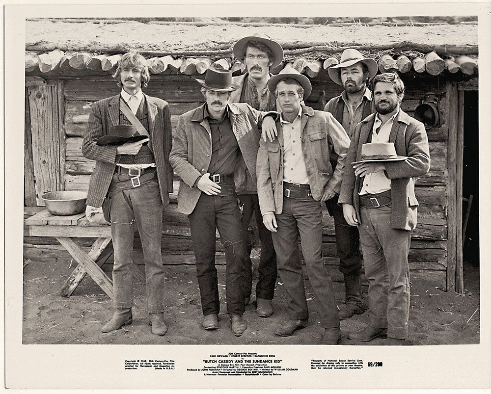 the wild bunch butch cassidy and the sundance kid true west magazine