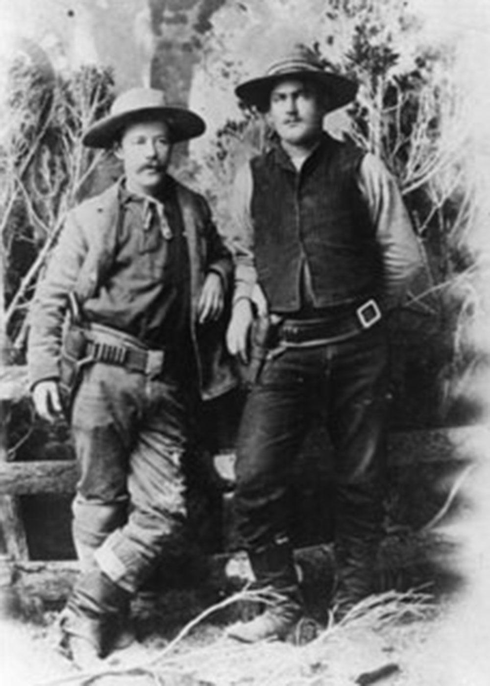 tom tucker and billy wilson pleasant valley war true west magazine
