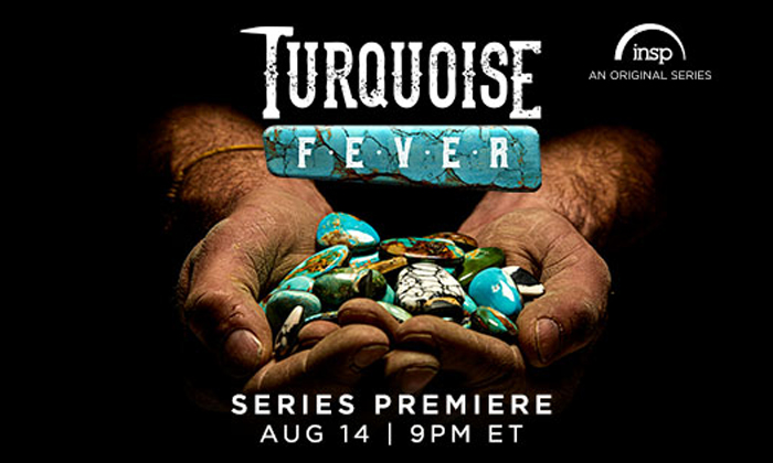 Watch Turquoise Fever, Wednesday nights at 9PM ET on INSP starting August 14th