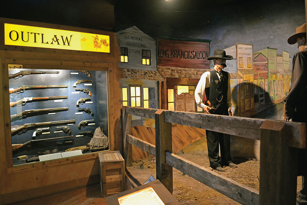 boot hill museum dodge city kansas true west magazine