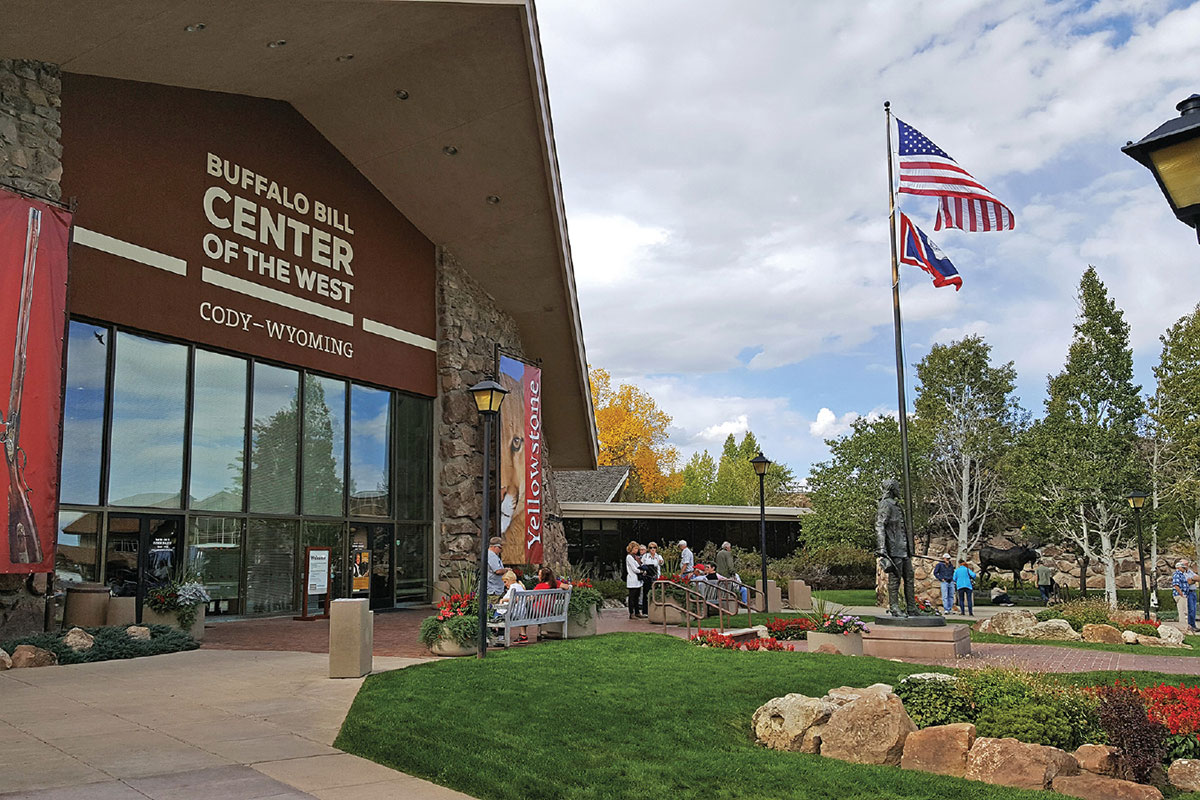 buffalo bill center of the west museum cody wyoming true west magazine