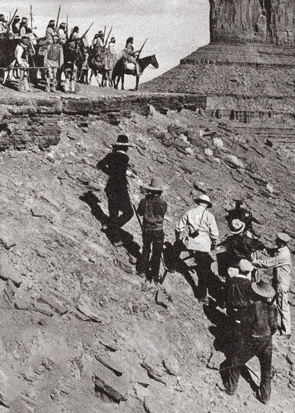 stagecoach filming monument valley true west magazine