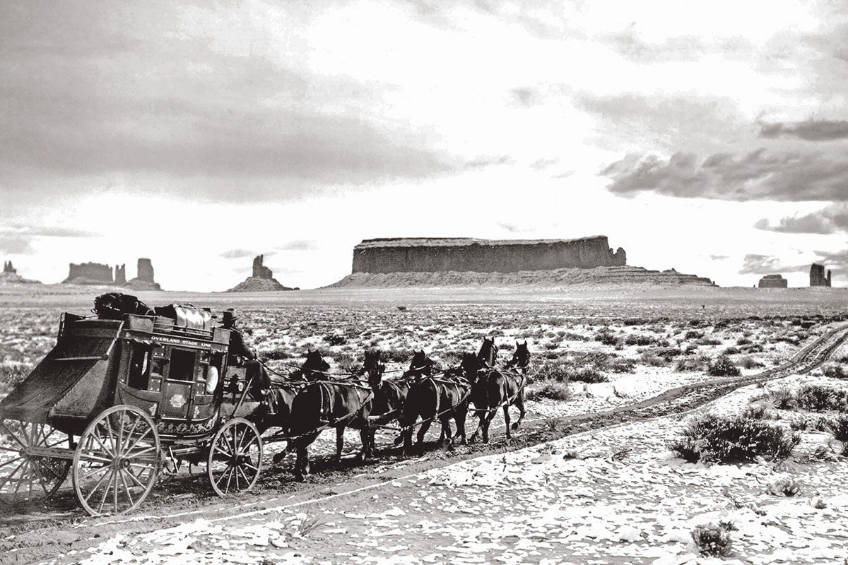stagecoach monument valley true west magazine