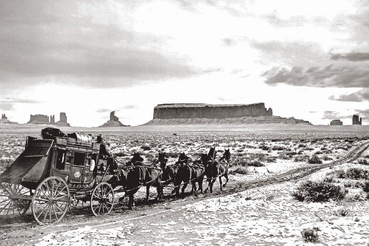 stagecoach monument valley true west magazine