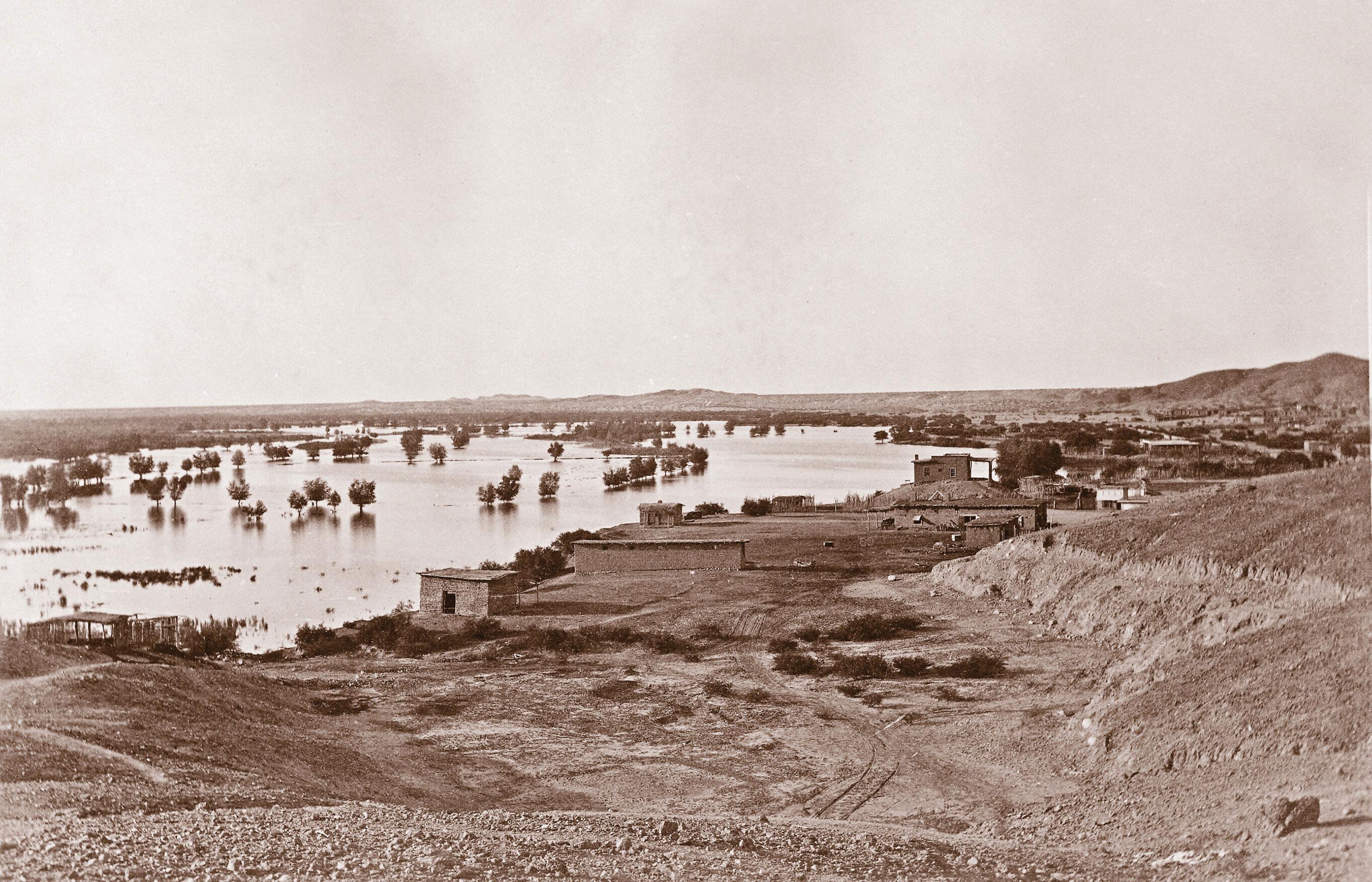 colorado river fort yuma california true west magazine