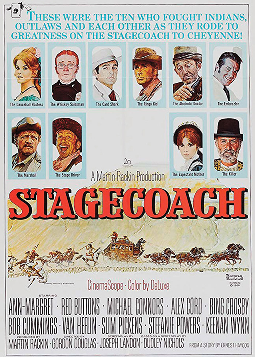 stagecoach remake 20th century fox true west magazine