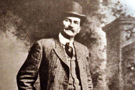 pat garrett billy the kid true west magazine