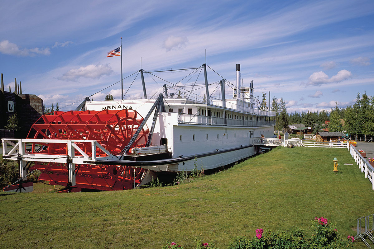 SS Nenana true west magazine