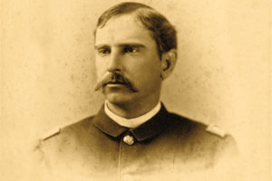 Lieutenant Edward W. Casey true west magazine
