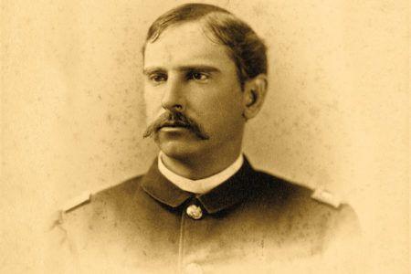 Lieutenant Edward W. Casey true west magazine