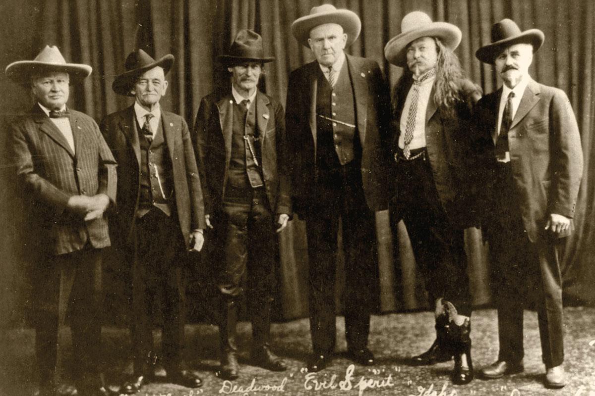 reunion of old plainsman idaho bill true west magazine