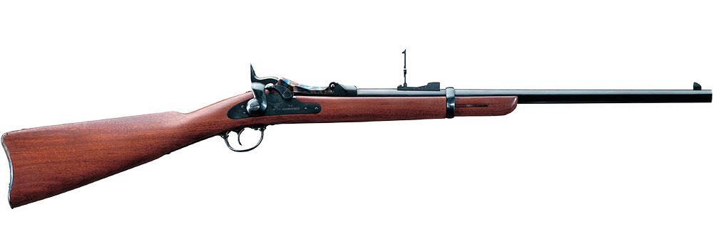 Uberti Trapdoor Carbine true west magazine