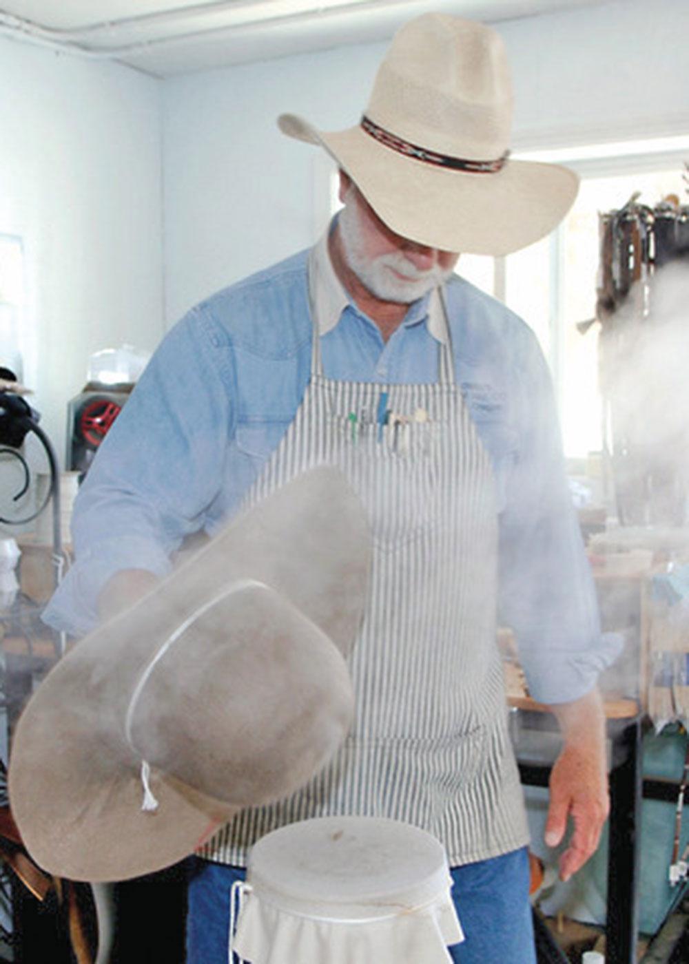 custom western hat maker