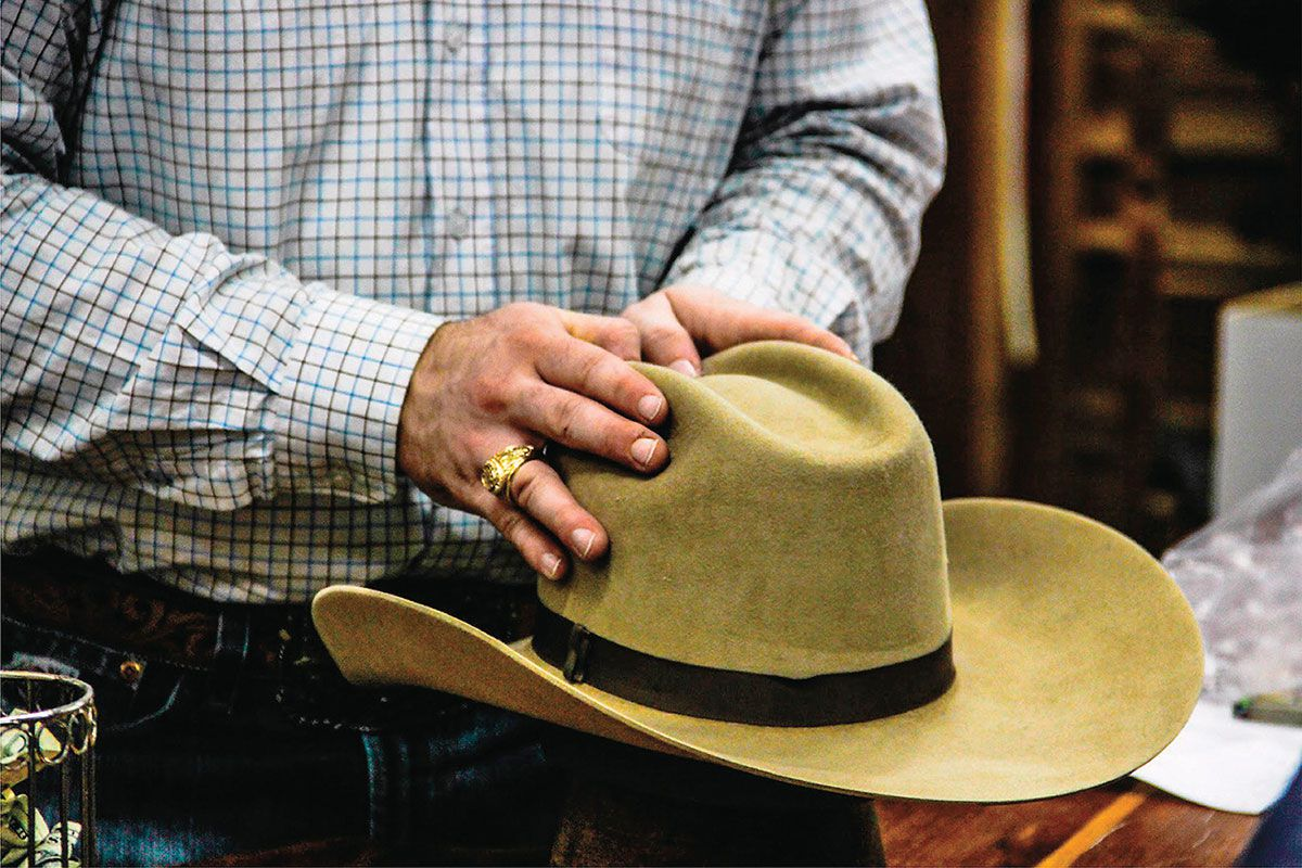 custom western hat makers true west magazine
