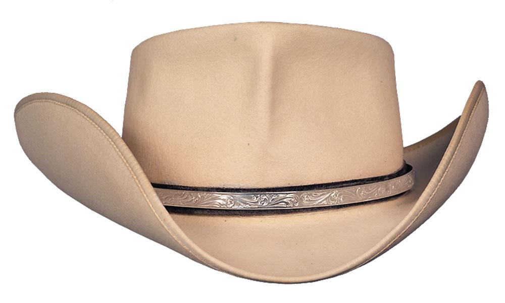 true west magazine hat