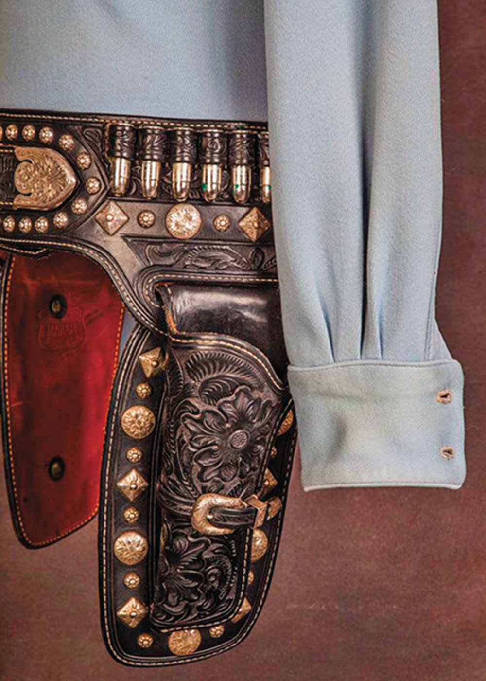 gun holster true west magazine