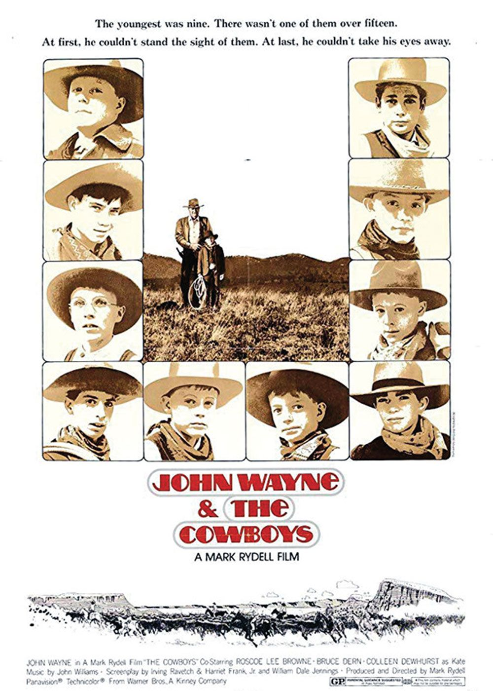 john wayne true west magazine
