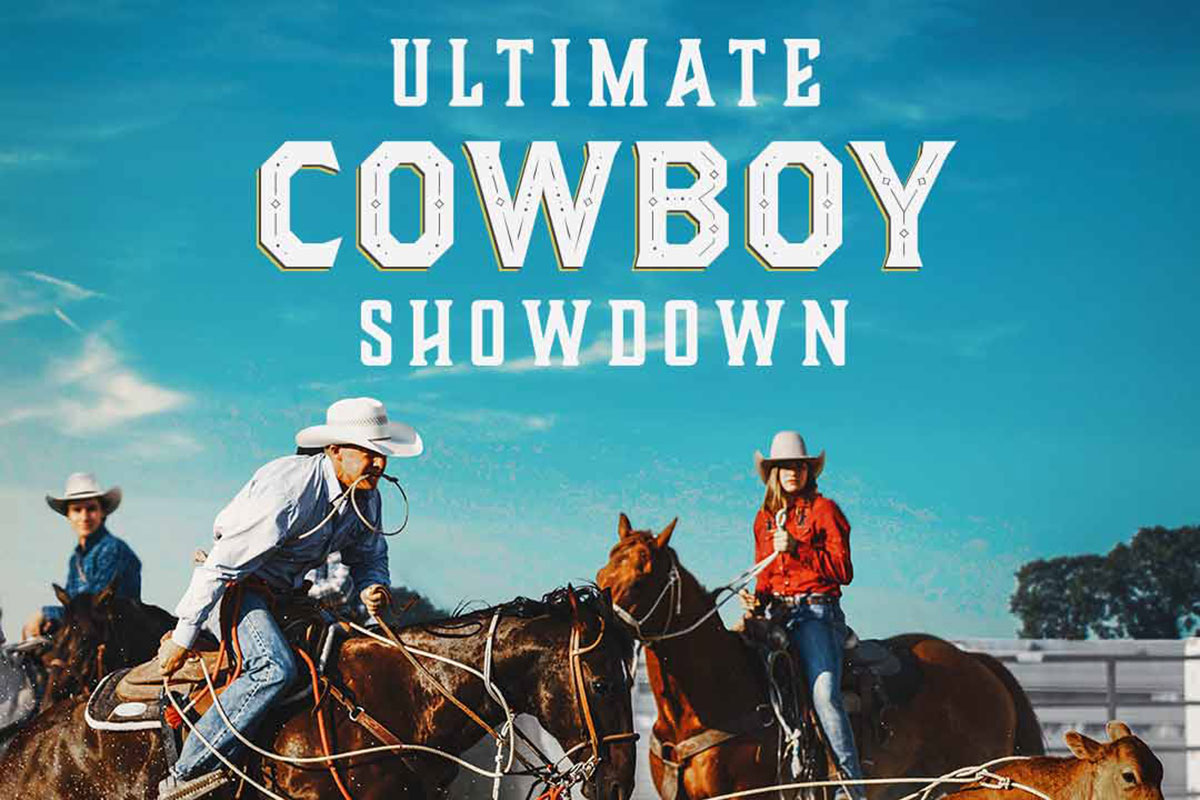 ultimate cowboy showdown insp network true west magazine