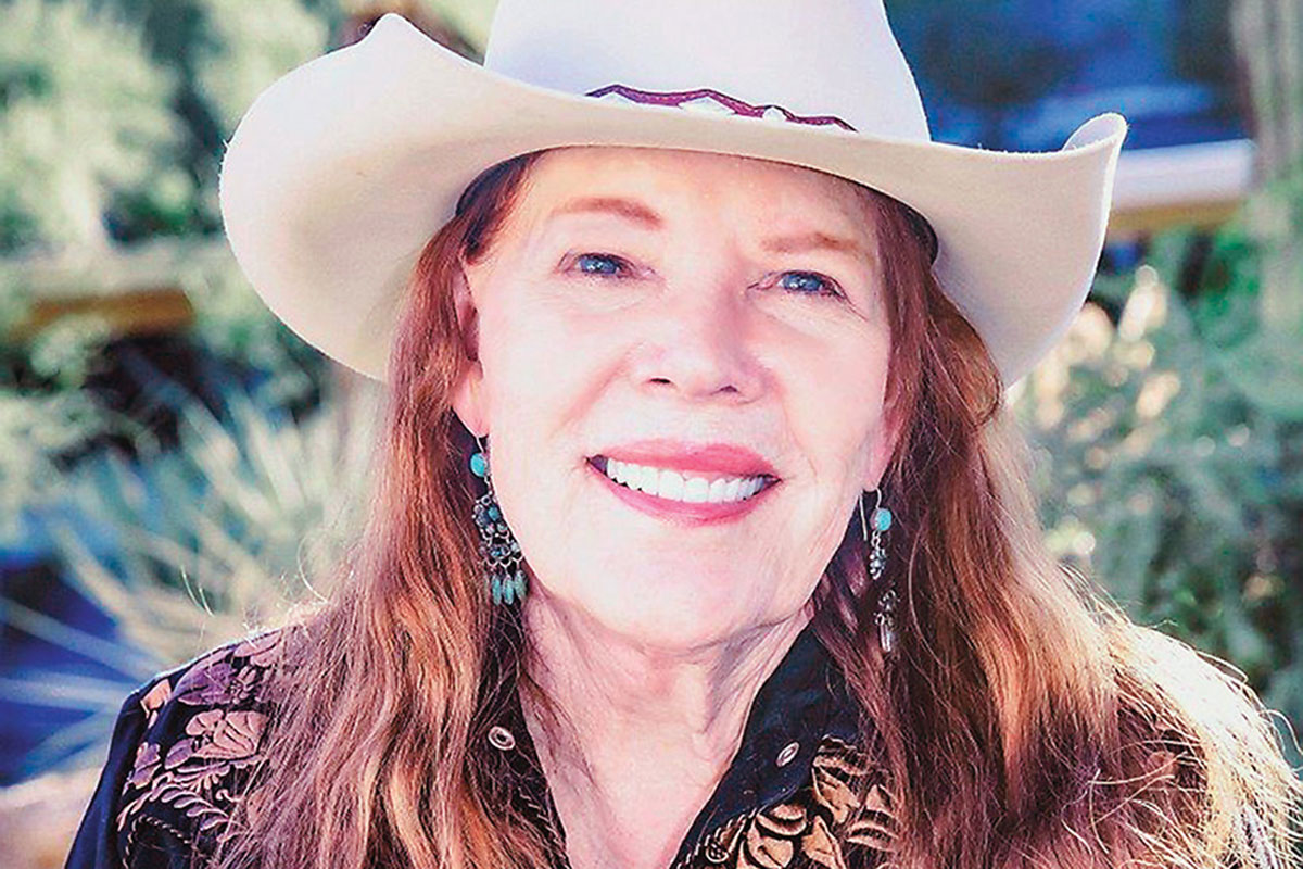 Sherry Blanchard Stuart true west magazine