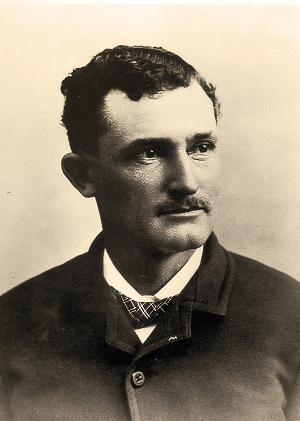 John R. Hughes true west magazine