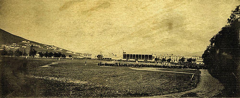 baseball field true west magazine