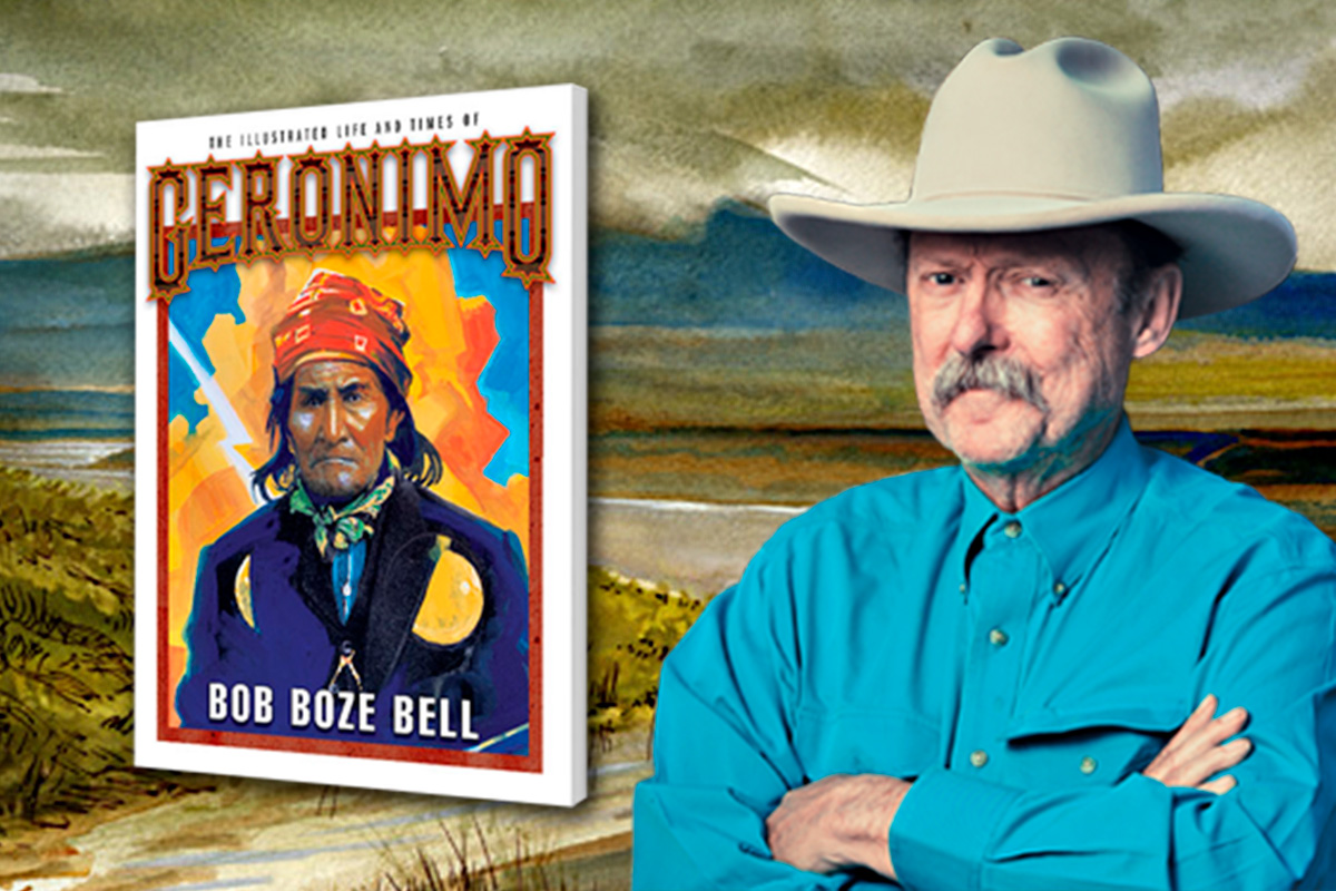 geronimo book bob boze bell true west magazine