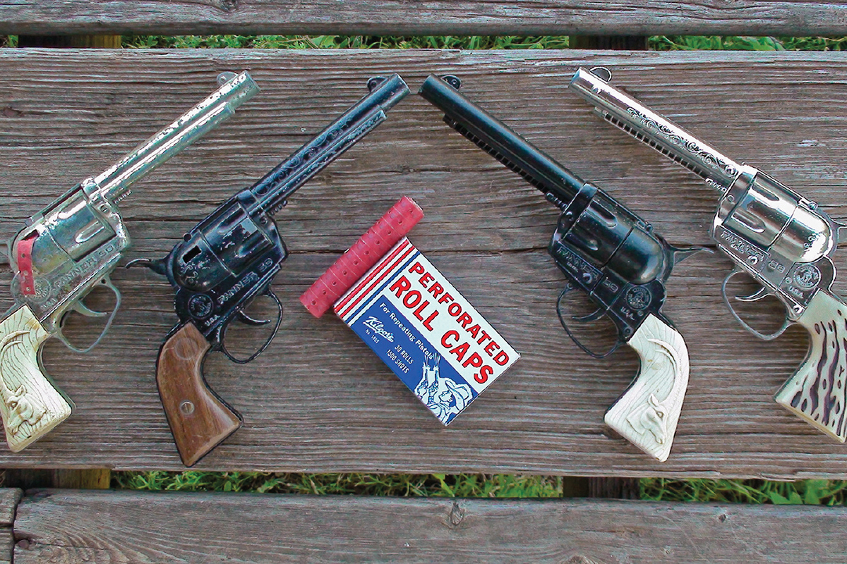 cap guns true west magazine