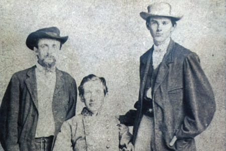 confederate fighters true west magazine