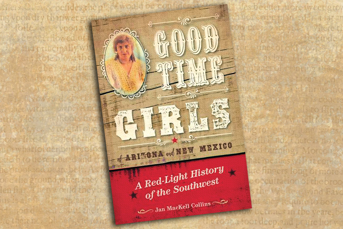 Good Time Girls of Colorado true west magazine