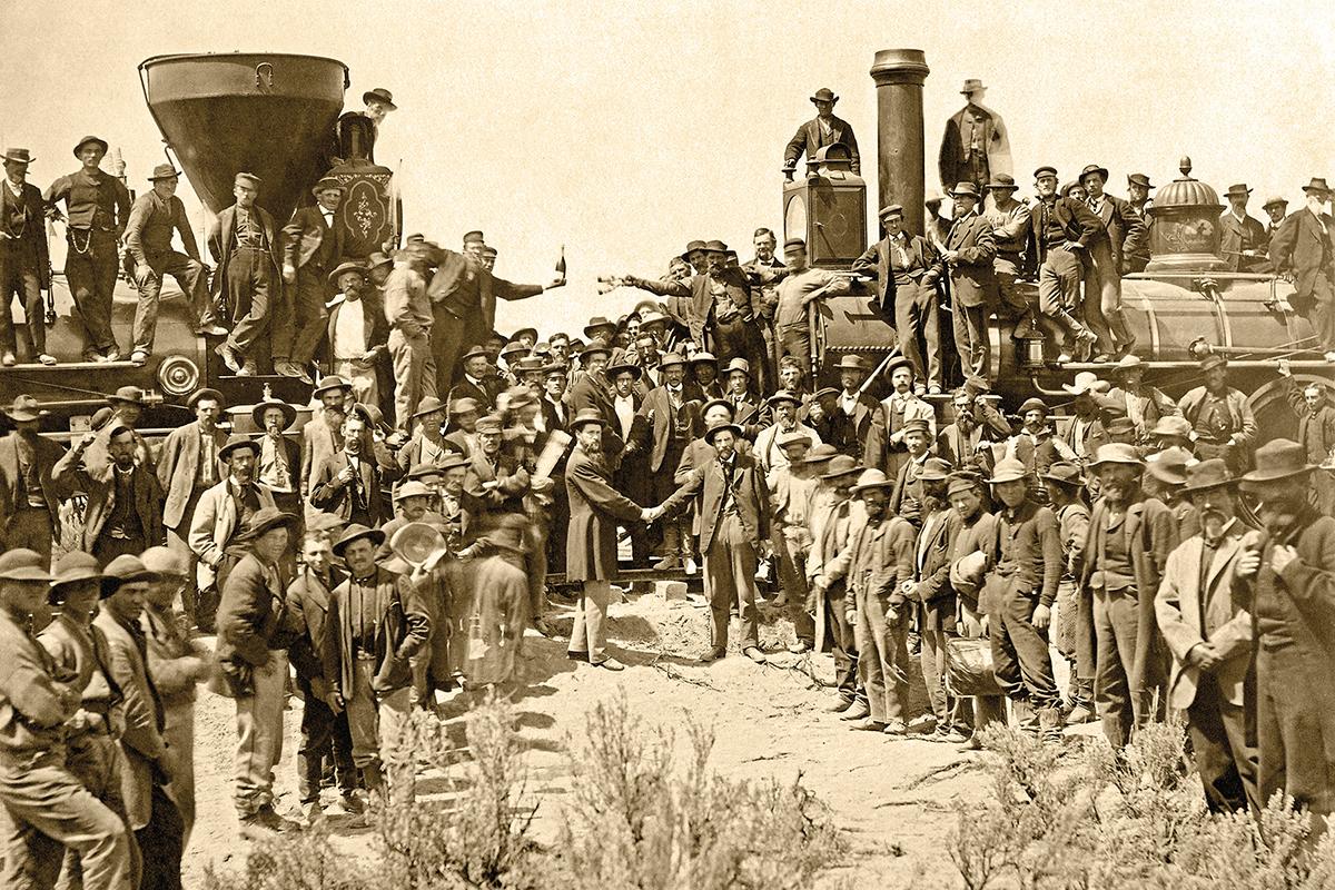 railroad true west magazine