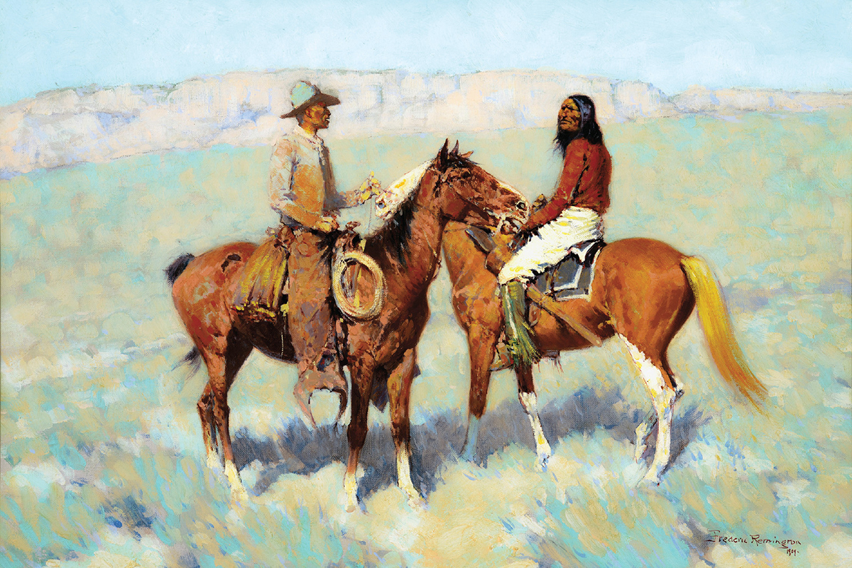 Frederic Remington true west magazine