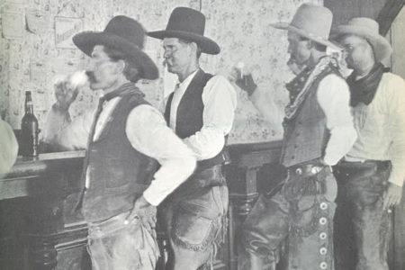 cowboy strike