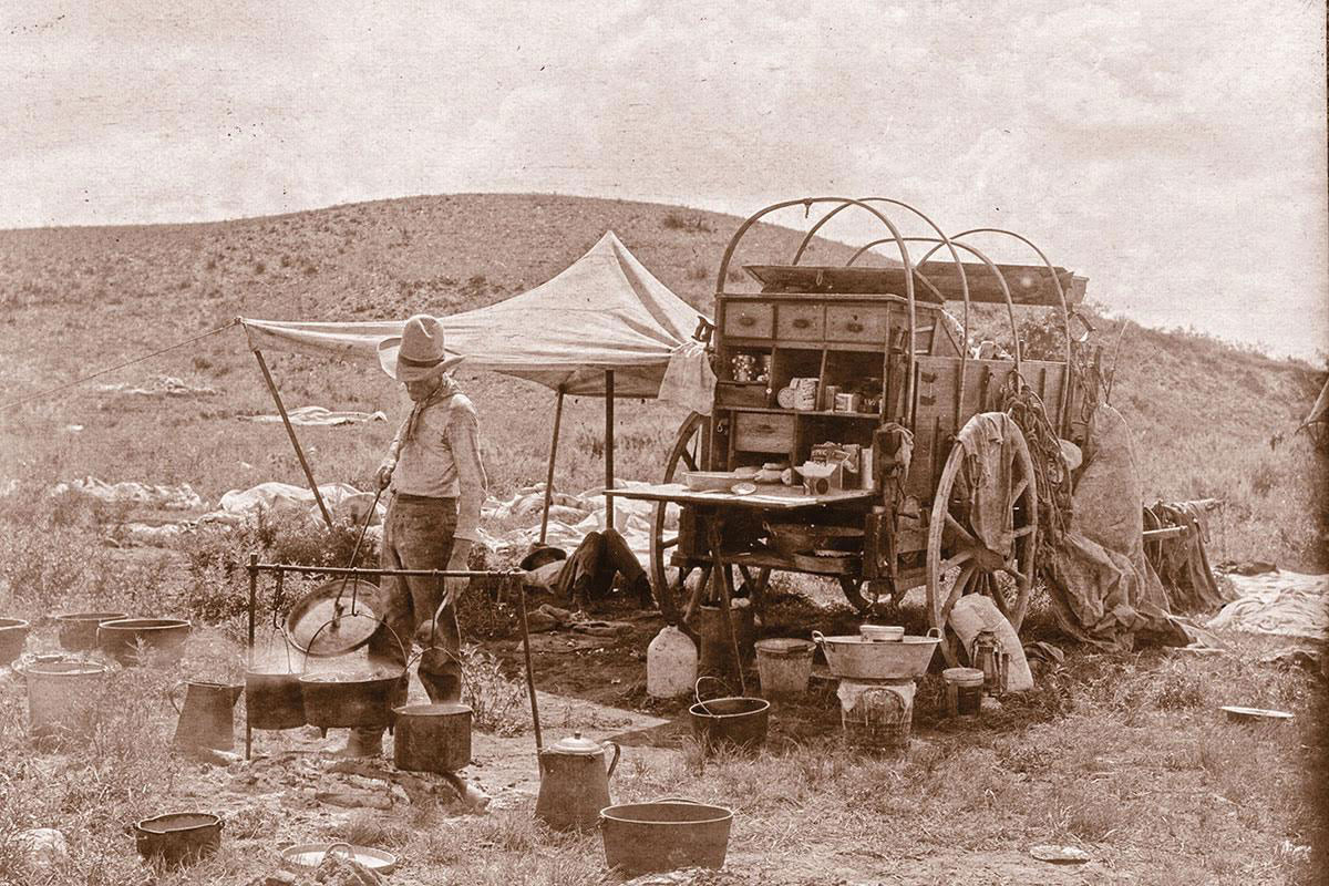 chuck wagon cook