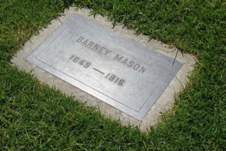 Barney Mason