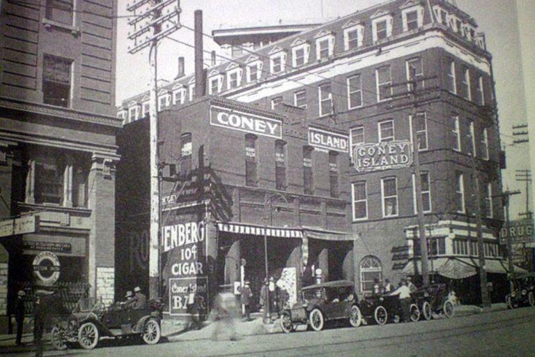 The Coney Island Saloon